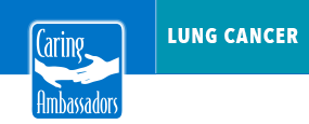 Caring Ambassadors Lung Cancer Program