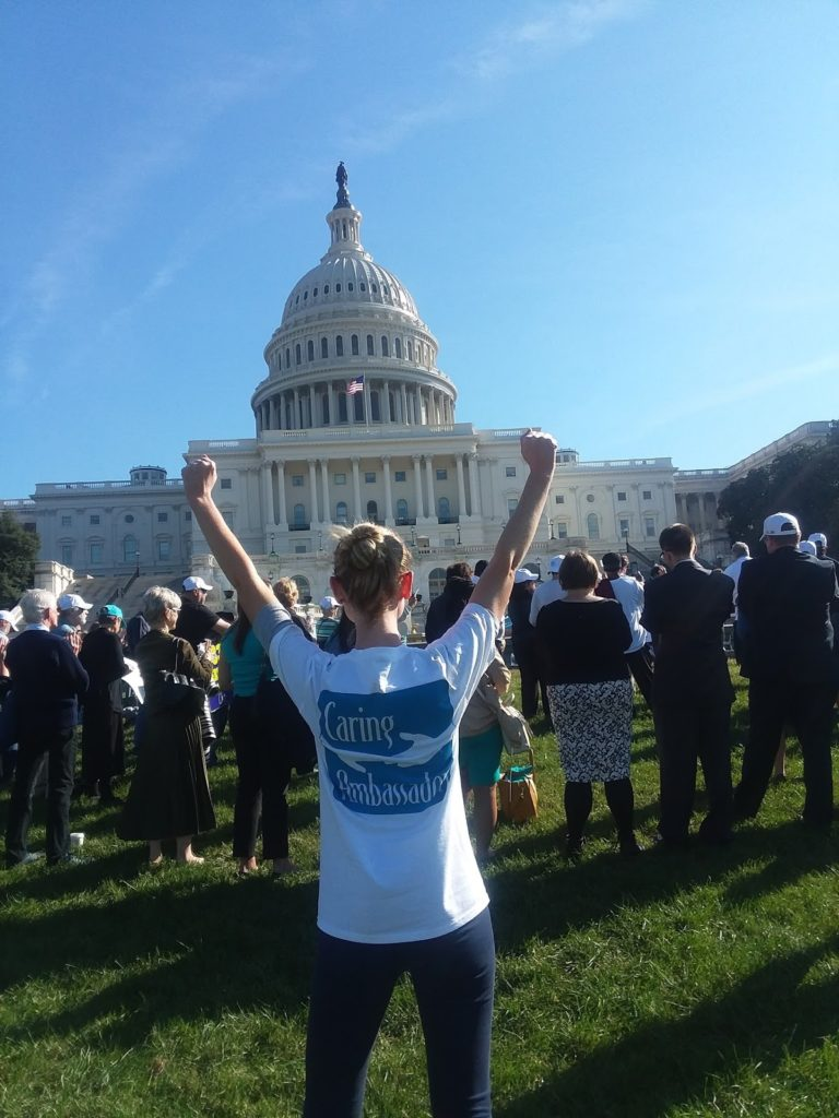 Lung Cancer Advocacy in Washington DC
